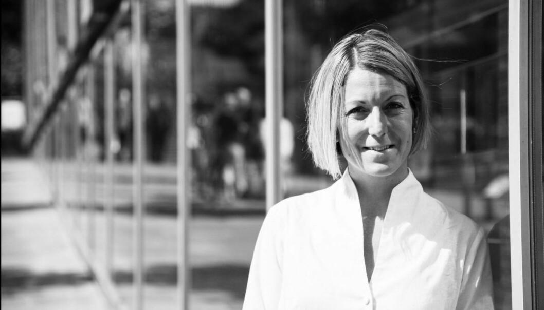 OPPSTARTER: Karen Elisabeth Ohm Heskja er aktiv på mange fronter. Alt fra startup-konferanser til smarte byer står på hennes agenda. Nå også i She Invest som nylig tok turen til Silicon Valley.