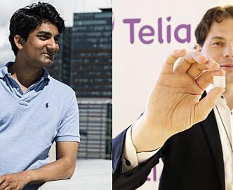 Norske gründere til topps i Stockholm: Huddlestock og Disruptive Technologies vant nordisk