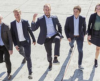 Trøndersk 100 millionerssatsing: Kjente tech-profiler åpner ny hub som skal bygge storselskaper