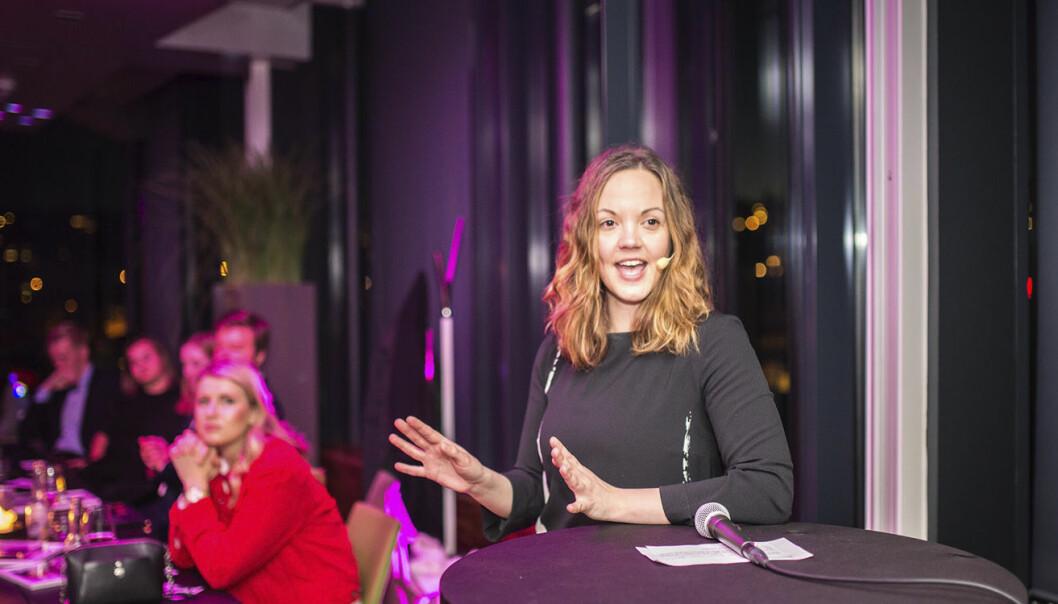 Dersom Ingvild Brox Kielland hadde hatt 10 millioner, ville hun investert i et fond som hadde støttet unge entreprenører.