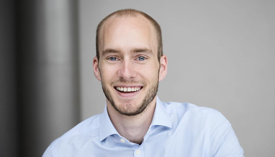 Dersom Sven Jørund Kolstø i CoFounder hadde hatt 10 millioner til å investere der han selv valgte, ville han lett etter næringer som har kostbare problemer, som kan løses med ny teknologi. Foto: CoFounder / Optoscale