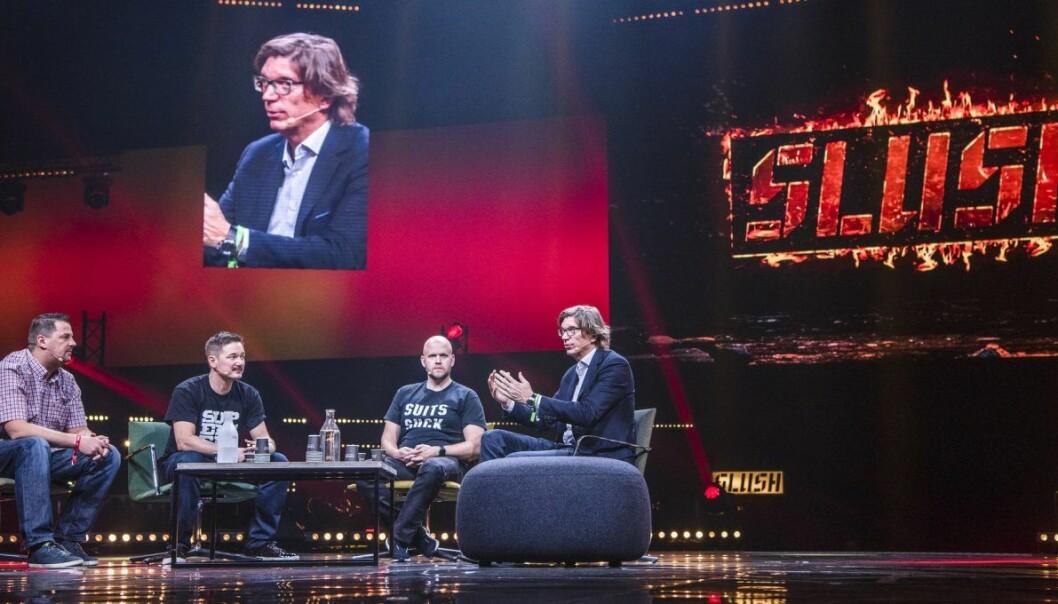 Både Niklas Zennström og Ilkka Paananen kommer til årets Slush. Foto: Slush