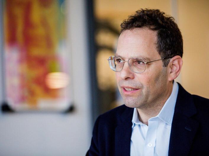 Grunnlegger og partner i Index Ventures. Foto: Index Ventures.