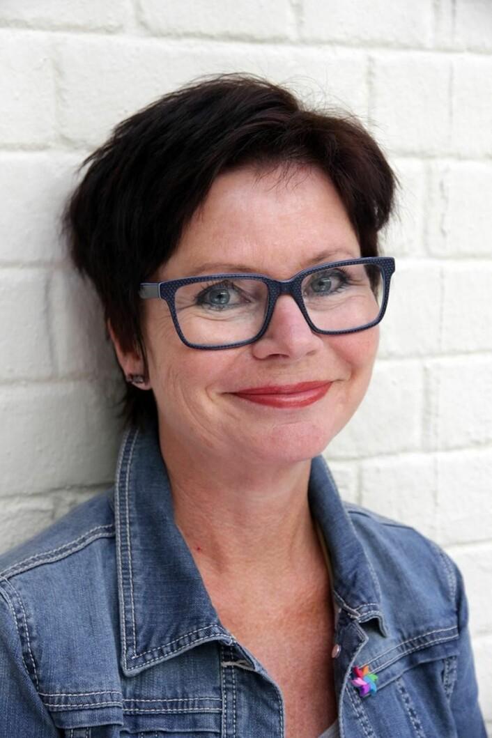 Avdelingssjef i kreftomsorg Heidi Brorson<br />i Kreftforeningen. Foto: Ingvild Vaale Arnesen