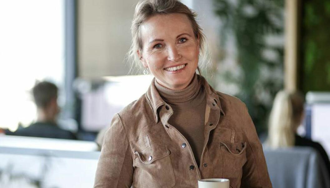 Anne Worsøe i Bakken & Bæck. Foto: Kimm Saatvedt