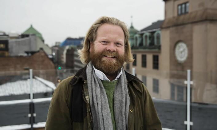 Christian Hestenes. Foto: Per-Ivar Nikolaisen
