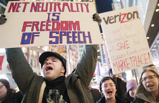 Internett-pionerer ber Kongressen beskytte nettnøytraliteten