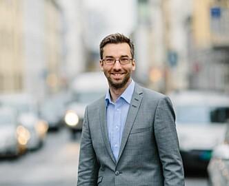 Postens digitalsjef Alexander Haneng: -- Vi er jo en 370 år gammel «startup», men vi har aldri sett større endringer enn nå.