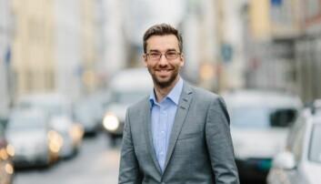Alexander Haneng: — Vi er jo en 370 år gammel «startup», men vi har aldri sett større endringer enn nå.