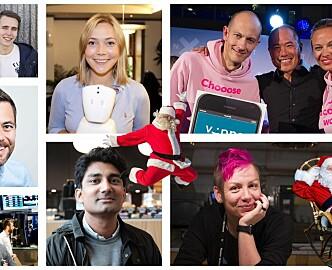7 gründerledere om juleferie: