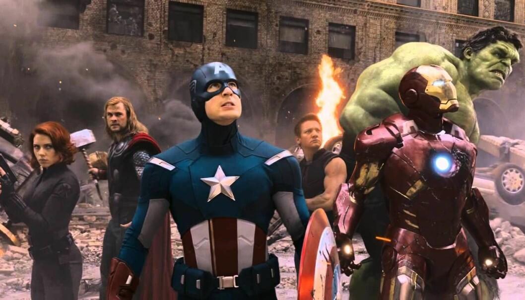 Superheltene Avengers. Foto: Marvel Studios.