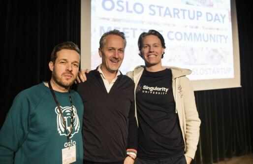 Singularity kommer til by'n: Vil tech-frelse oljefondet og ta Norge inn i fremtiden