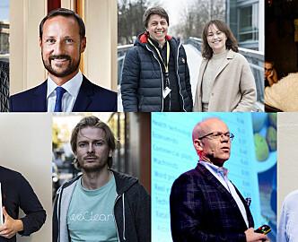 Dette fikk dere til å klikke i 2017: Gründerprinsen, krokodillen Idar, DNB, LO-kritikk og et visst nettbrett