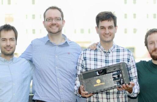 Norsktyske Swarm64 henter 104 millioner kroner fra Intel, Alliance og Investinor