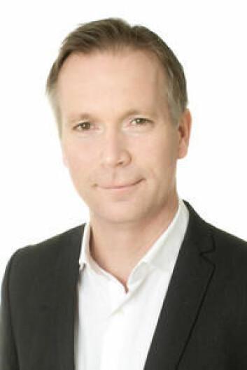 Anders Kvamme, utviklingsdirektør i Aschehoug. Foto: Aschehoug.