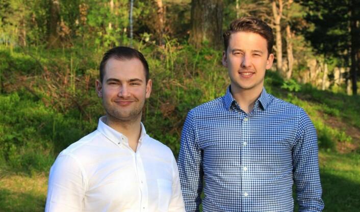 Dennis Stokseth og Erik Dalland i Freska. Foto: Marius Eriksen Hellesøy