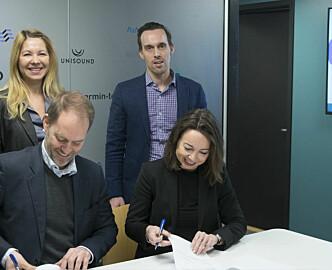 Inkubatoren NTNU Accel inngår samarbeid med IT-bedriften Atea