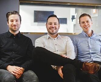 Bergenbaserte Stacc X vil levere fintech-design