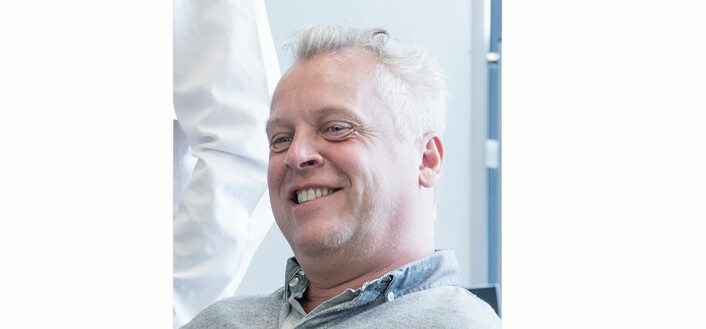 Gründer og teknologidirektør Lasse Andresen i Forgerock. Foto: Forgrock