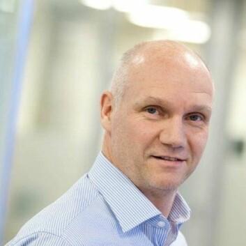 CEO Lars Sandtorv i MeaWallet (Foto: MeaWallet).