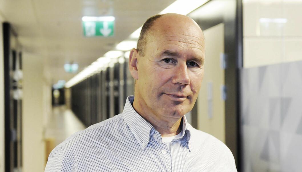 Professor Tor W. Andreassen ved NHH.