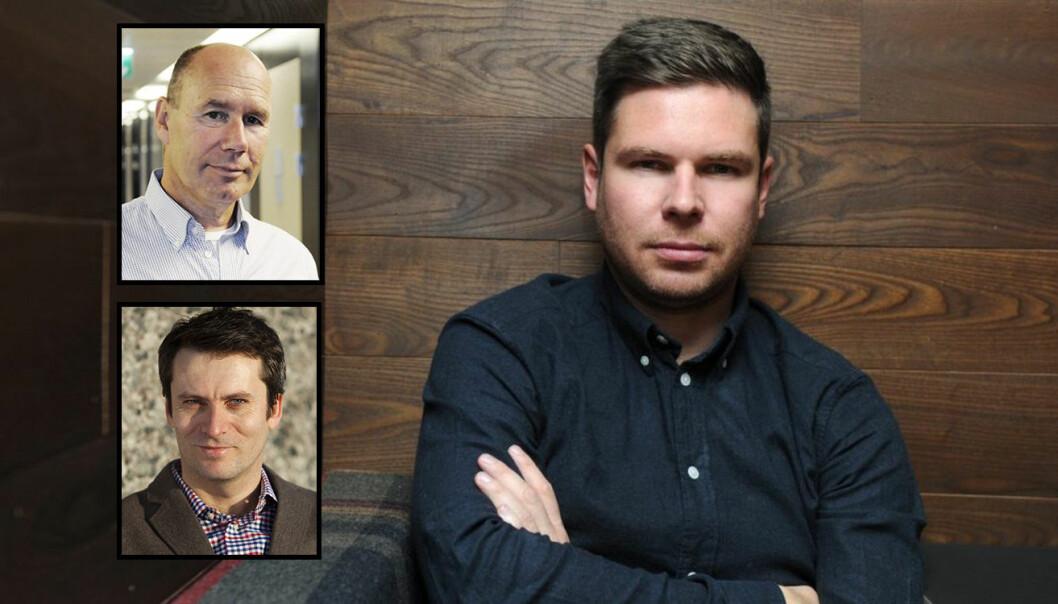 Kjartan Slette er svært kritisk til Norsk Innovasjonsindeks. Daniel Ras-Vidal mener det er umulig å lage en innovasjonsindeks som gjør alle fornøyd, og Tor Andreassen svarer på kritikken som har kommet den siste uken.