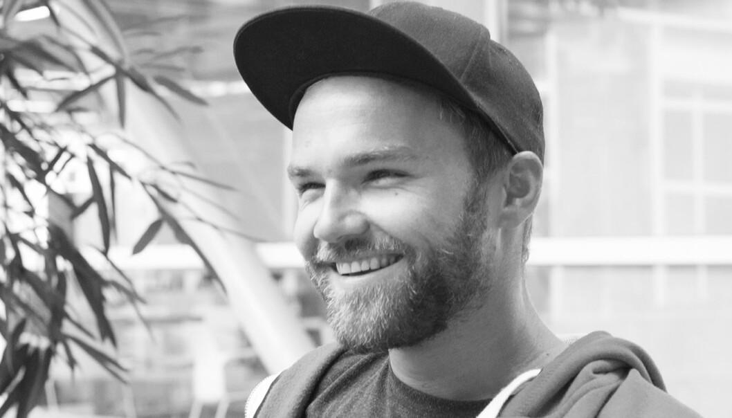 Kjetil Holmefjord fra StartupLab