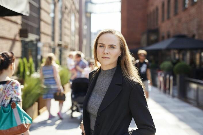 Lauga Oskarsdottir var med å gründer United Influencers og jobber nå ved StartupLab.