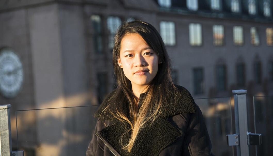 Bao Marianna Nguyen opplevde at startupen hennes gikk under. Foto: Per-Ivar Nikolaisen