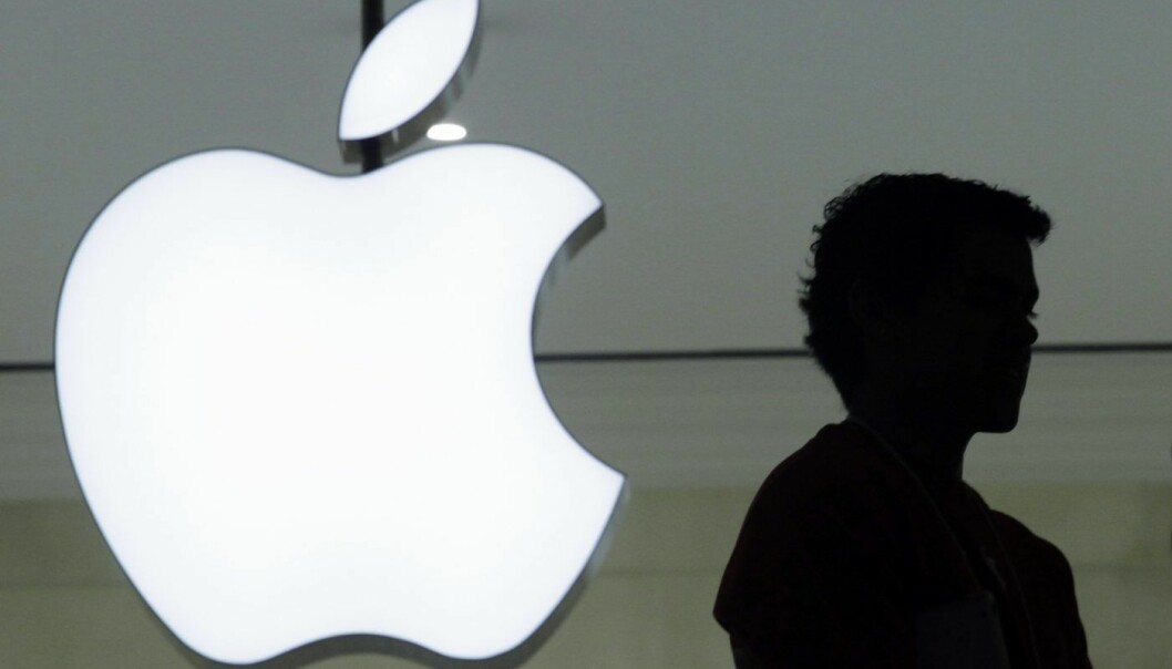 Apple. Foto: AP Photo/Mark Lennihan