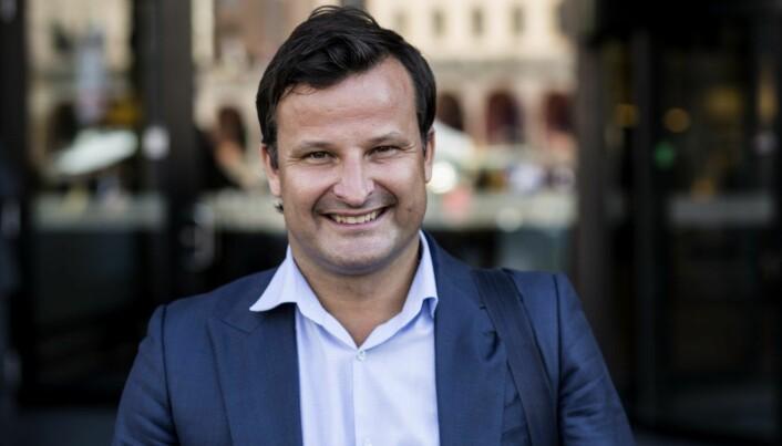 Are Traasdahl siler ut investorer på to kriterier: «Det andre er at jeg ikke jobber med drittsekker»