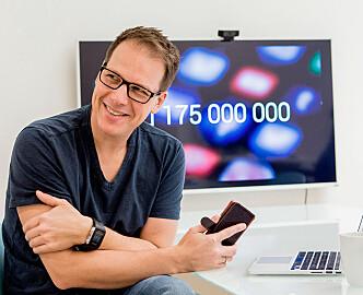 Norske Zedge på verdenstoppen: En av de mest nedlastede appene i 2017