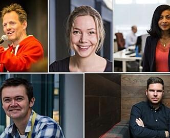Norske startups om