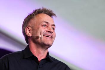Gunnar Evensen, CEO i TDC Norge og Get. Foto: Get.