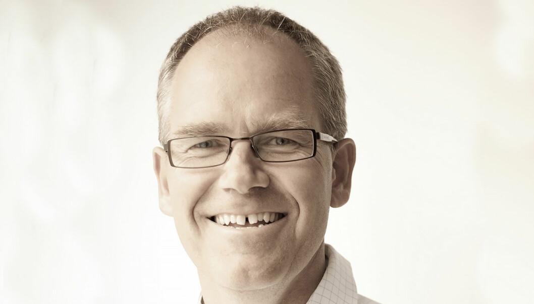 Steinar Svalesen i Beringer Finance.