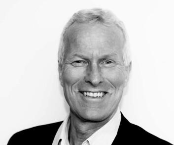 Managing partner Jan-Erik Hæreid i Alliance Venture
