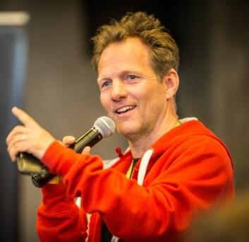 Partner Rolf Assev i StartupLab.