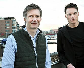Norges rikeste danner superpar med suksessgründer: Skal investere i startups sammen