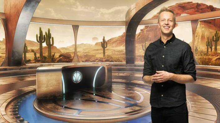 """""""Lost in Time"""" har foreløpig fått en sesong på TV Norge. Foto: TV Norge"""