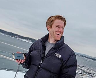 Han gründer fintech tusen meter over havet: Betaling utenfor allfarvei