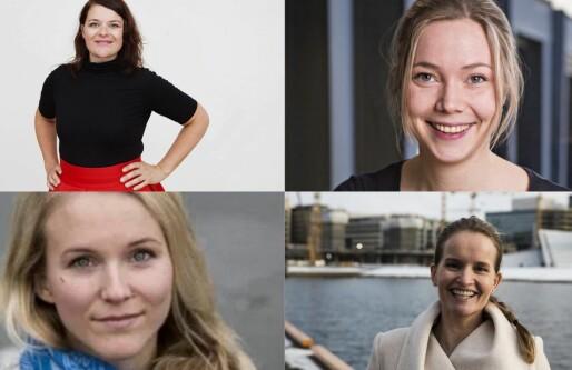 Abelia og Oda-nettverk: Dette er Norges fremste teknologikvinner