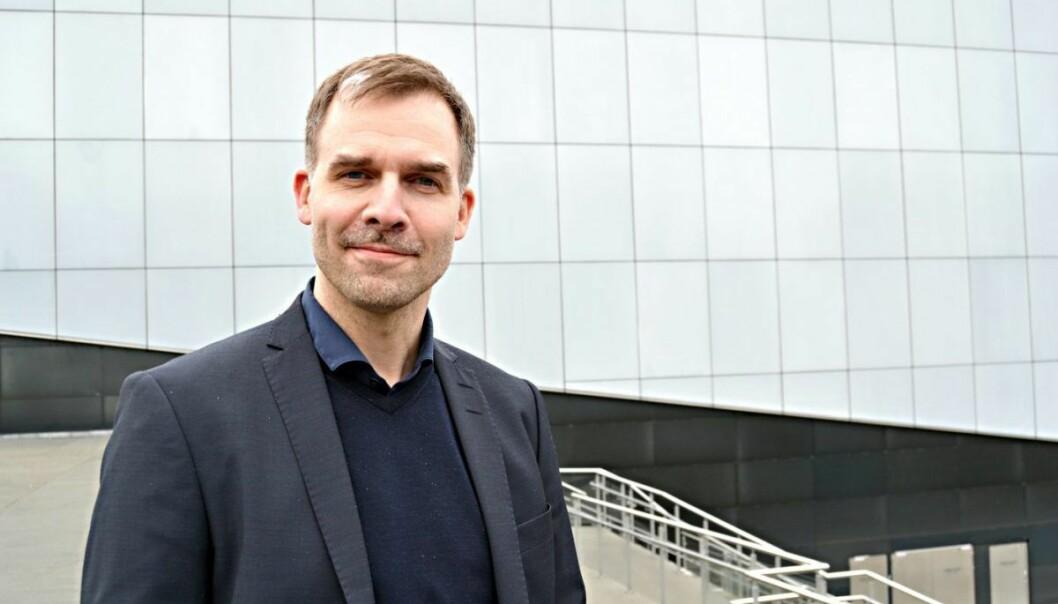 Thomas Allan Nygaard er  produkteier i Sparebank1. Foto: Sparebank1