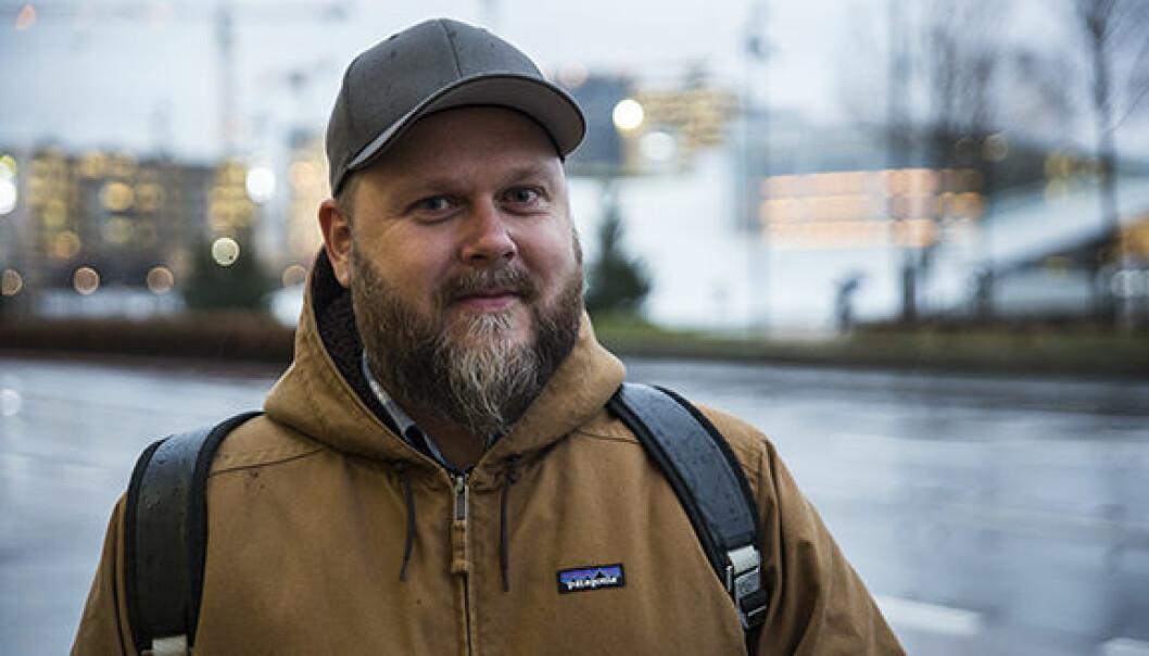 Lars Johan Bjørkevoll, gründer og daglig leder i ScaleupXq.