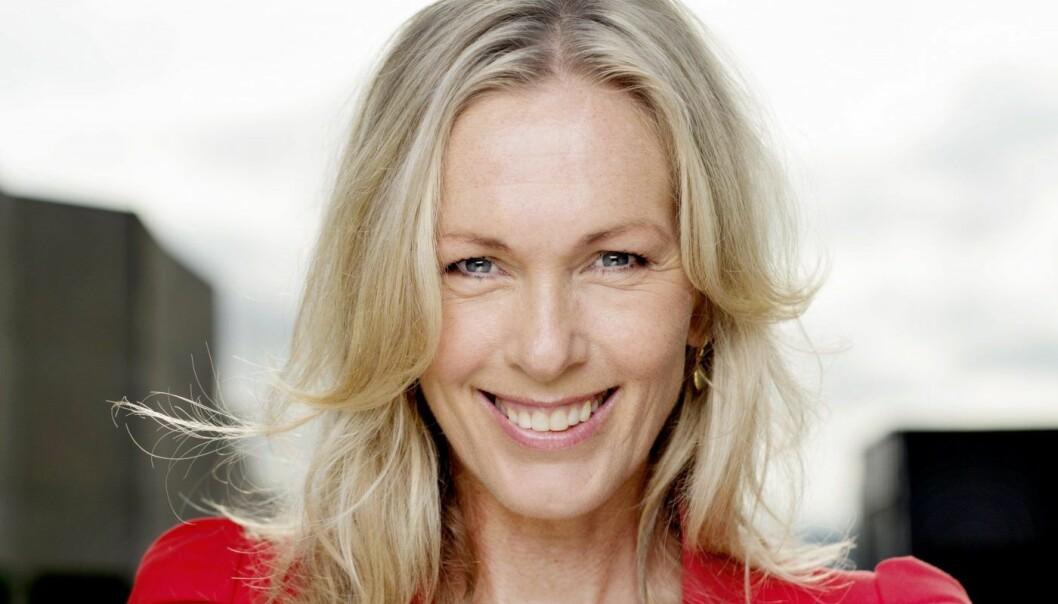 Anita Krohn Traaseth går av som Innovasjon Norges adminstrerende direktør . Foto: Innovasjon Norge