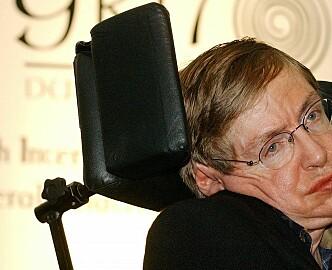 Tech- og vitenskapsmiljøet hedrer Stephen Hawking