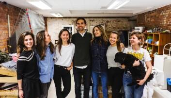 Tise hentet 60 millioner kroner i en fei: Vil ta det nordiske markedet for bruktsalg for unge