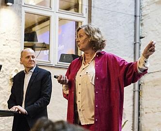 Berit Svendsen blir utenlandssjef i Vipps