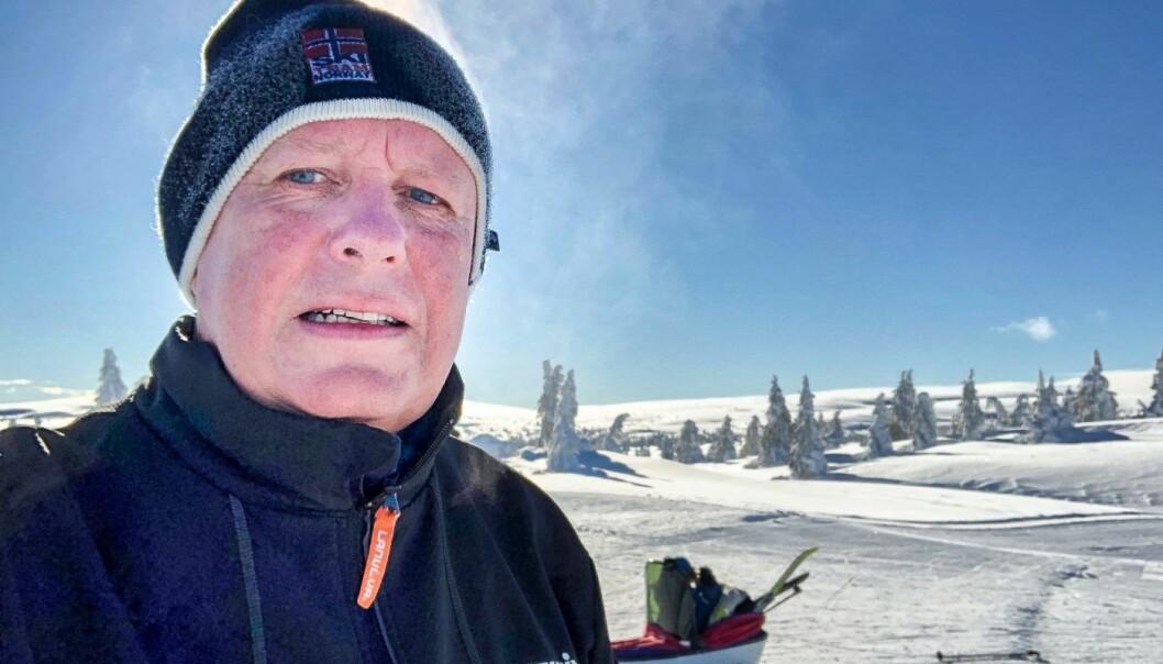 Per Otto Dyb er tidligere konsernsjef i Simens og nylig avgått styreleder i Innovasjon Norge. Foto: Privat