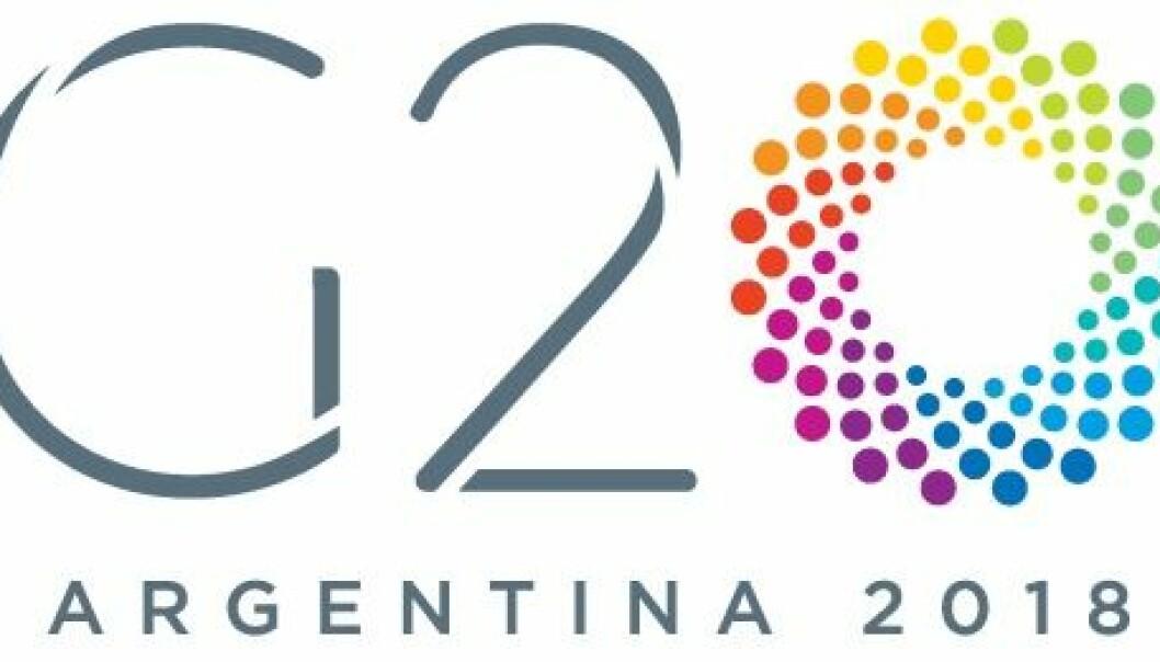 G20-møtet går av stabelen i Argentina.