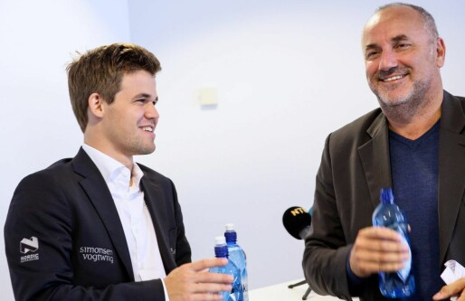 Satser en halv milliard på norske tech-gründere: Magnus Carlsen blant investorene i brennhett fond